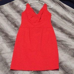 BEBE orange size 0 dress